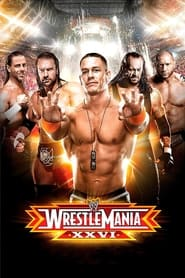 Streaming sources for WWE Wrestlemania XXVI