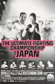 Streaming sources for UFC 25 Ultimate Japan 3