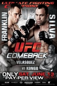 Streaming sources for UFC 99 The Comeback