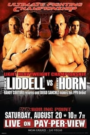 Streaming sources for UFC 54 Boiling Point