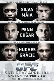 Streaming sources for UFC 112 Invincible