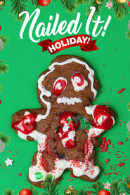 Nailed It Holiday Poster
