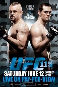 Streaming sources for UFC 115 Liddell vs Franklin