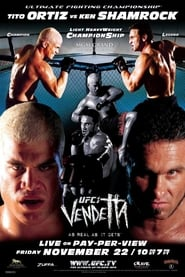 Streaming sources for UFC 40 Vendetta