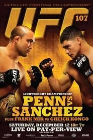 Streaming sources for UFC 107 Penn vs Sanchez