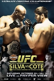 Streaming sources for UFC 90 Silva vs Cote