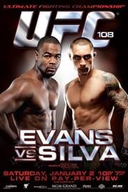 Streaming sources for UFC 108 Evans vs Silva