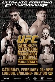 Streaming sources for UFC 95 Sanchez vs Stevenson