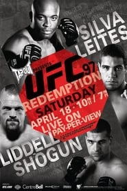 Streaming sources for UFC 97 Redemption