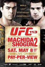 Streaming sources for UFC 113 Machida vs Shogun 2