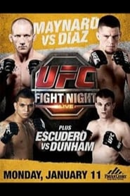 Streaming sources for UFC Fight Night 20 Maynard vs Diaz