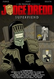 Judge Dredd Superfiend Poster