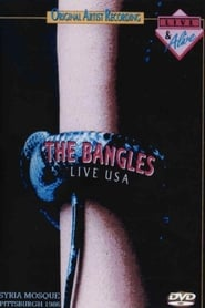 The Bangles Live at the Syria Mosque Poster