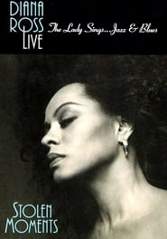 Diana Ross The Lady Sings Jazz and Blues Poster