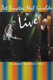 Pat Benatar Live  The Summer Vacation Tour Poster