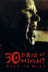 30 Days of Night Dust to Dust Poster