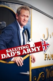Saluting Dads Army Poster