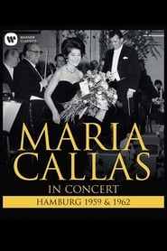 Maria Callas in Concert Poster