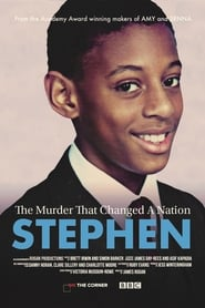 Stephen The Murder that Changed a Nation Poster