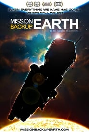 Mission Backup Earth Poster