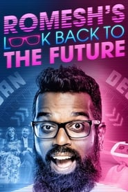 Romeshs Look Back to the Future Poster