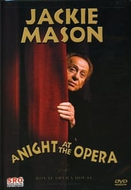 Jackie Mason  a Night at the Opera Poster