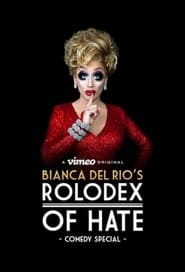 Bianca Del Rios Rolodex of Hate Poster