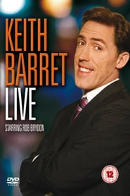 Keith Barret Live Poster