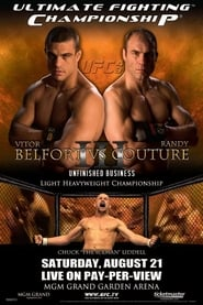 UFC 49 Unfinished Business Poster