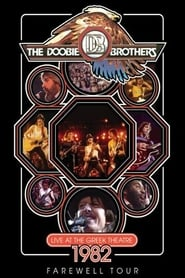 The Doobie Brothers Live At The Greek Theatre Poster