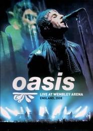 Oasis  Live at Wembley Arena Poster