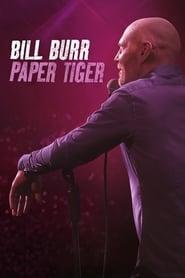 Bill Burr Paper Tiger Poster