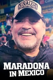 Maradona in Mexico Poster