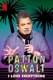 Streaming sources for Patton Oswalt I Love Everything