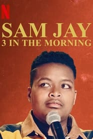 Sam Jay 3 in the Morning Poster