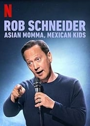 Rob Schneider Asian Momma Mexican Kids Poster