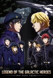 Streaming sources for The Legend of the Galactic Heroes Die Neue These