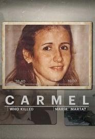 Carmel Who Killed Maria Marta Poster