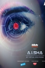 AISHA My Virtual Girlfriend Poster
