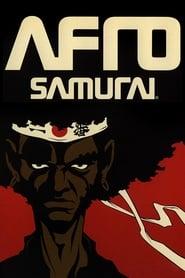 Afro Samurai The Movie Poster