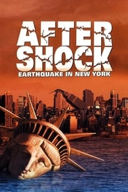 Aftershock Earthquake in New York Poster
