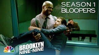 Season 1 Bloopers and Outtakes  Brooklyn NineNine Digital Exclusive