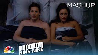 Brooklyn NineNine  Jake and Amys Toit Nups Mashup