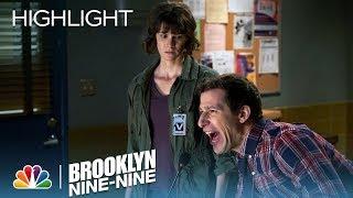 Brooklyn NineNine  Jake Makes the Criminals Sing Episode Highlight