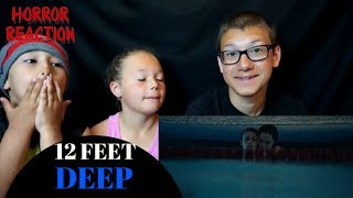 12 FEET DEEP Trailer Reaction
