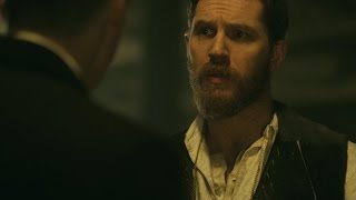 Tommys first encounter with Alfie Solomons  Peaky Blinders   BBC