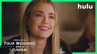 Four Weddings and a Funeral Trailer Official  A Hulu Original