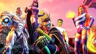 DC UNIVERSE ONLINE  TEEN TITANS The Judas Contract Trailer 2018