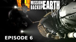 Mission Backup Earth Episode 6  DYSON SPHERE