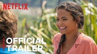 Falling Inn Love Starring Christina Milian  Official Trailer  Netflix